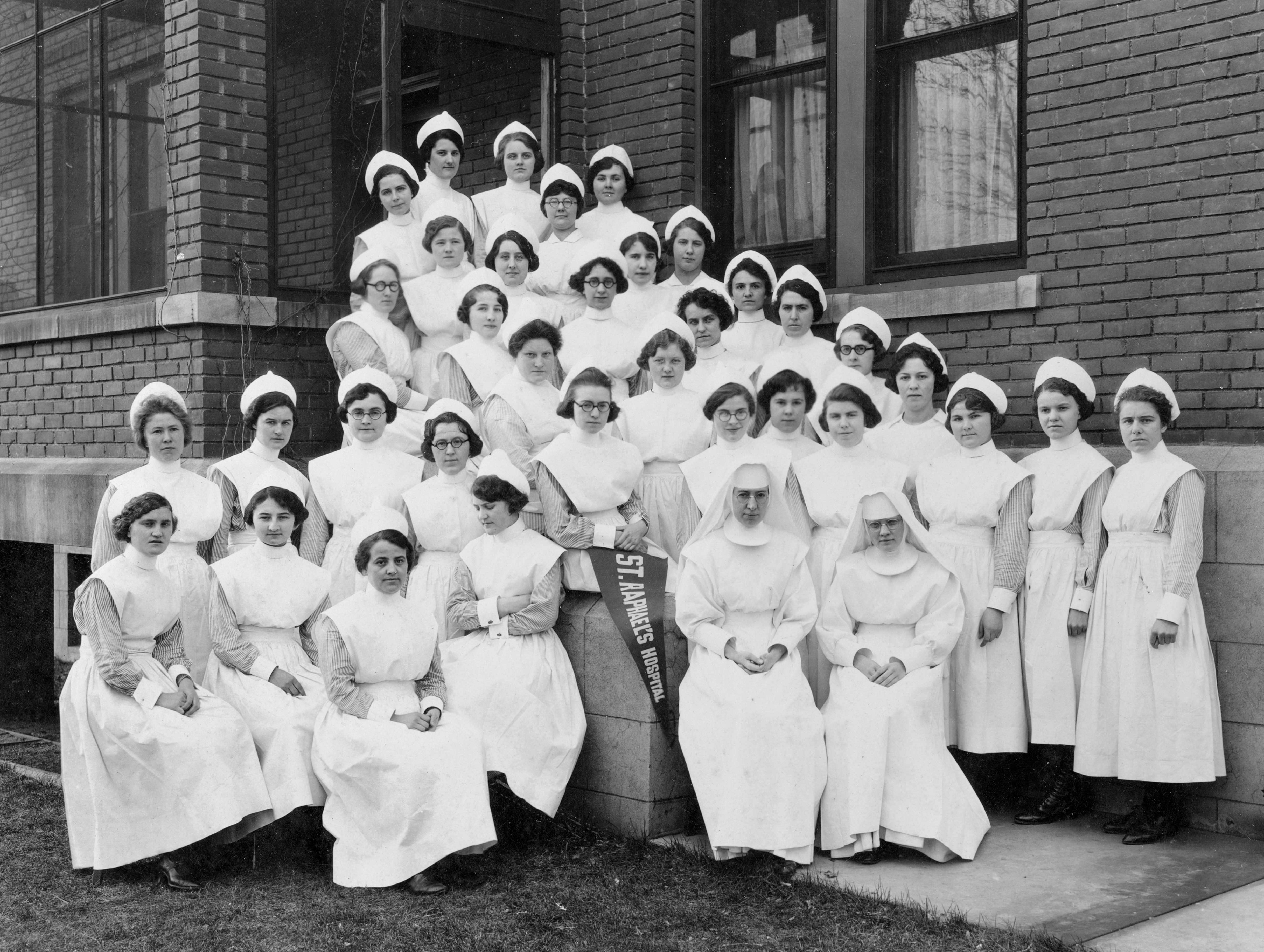 Benedictine Sisters Nursing Staff - 1923