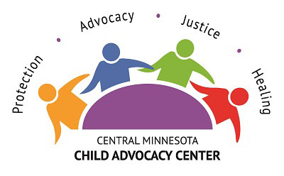 Central Minnesota Child Advocacy Center logo