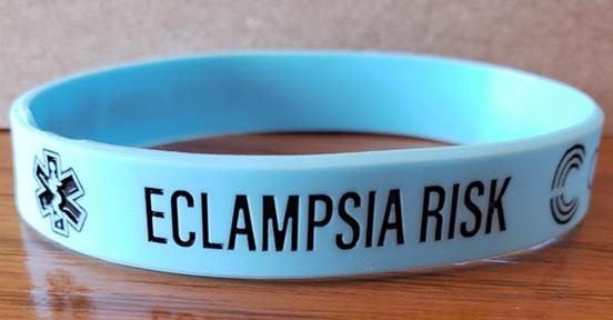 Blue Band for Preeclampsia