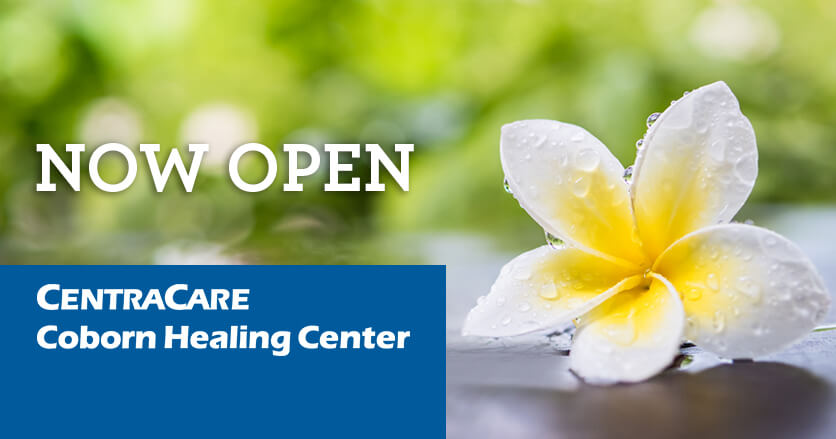Coborn Healing Center grand opening - CentraCare Health