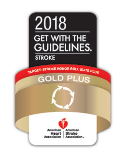 2018 get with the guidelines gold plus award