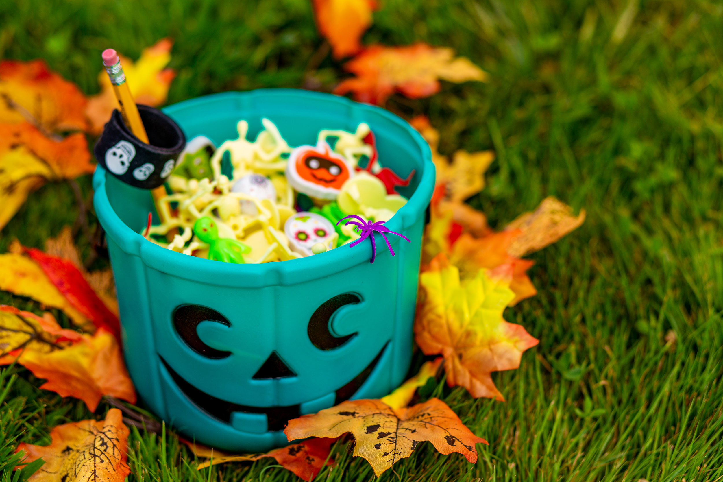 Non-Candy Giveaways for Trick-or-Treaters