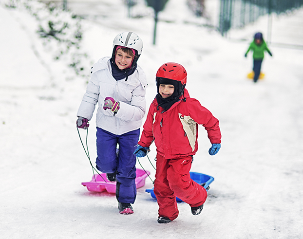Be Mindful About Safety During Winter Fun
