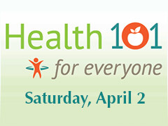health 101 for everyone logo