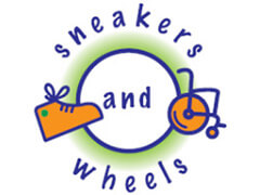 sneakers and wheels logo