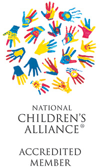 national children's alliance flyer
