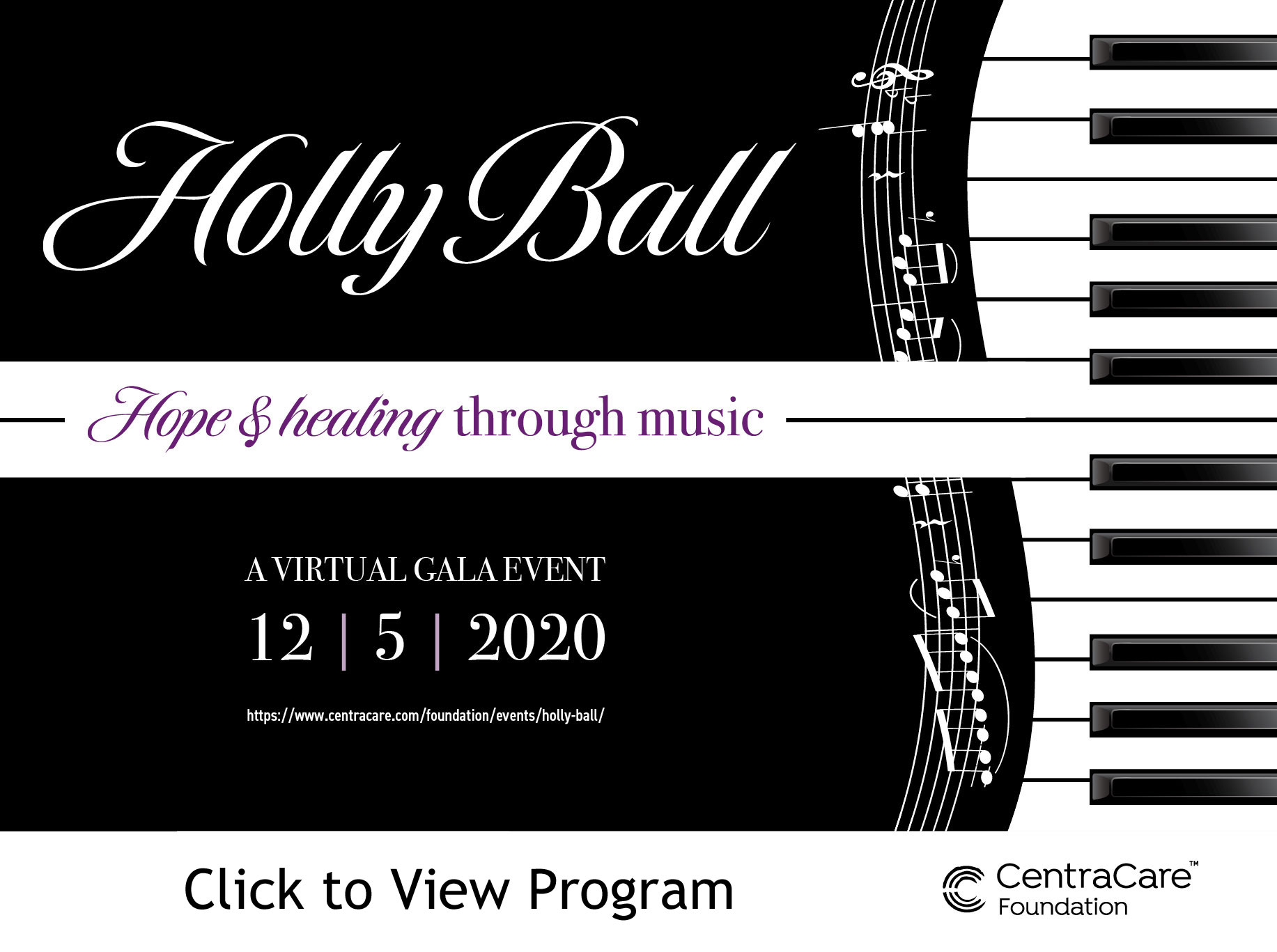 Holly Ball Program