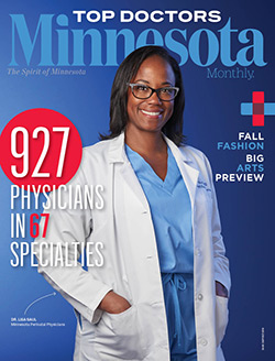 Minnesota Monthly Top Doctors