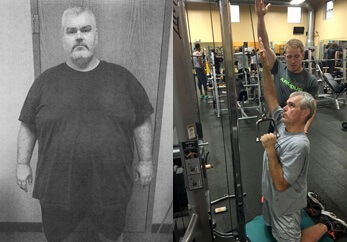 Tim's Weight Loss Journey